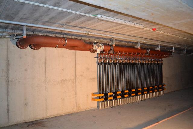 ondergronds gedeelte